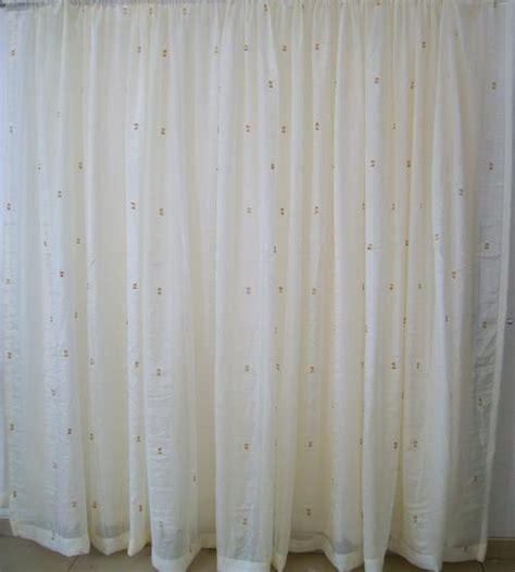 curtain shops johannesburg curtains voile curtains block crush 5m x 230cm