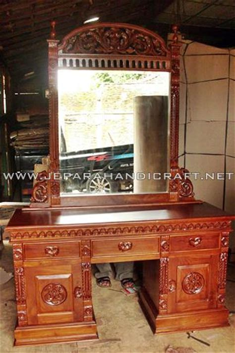 Meja Rias Rahwana paling laris meja rias jati rahwana harga murah