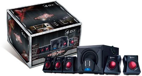 Genius Sw 2 1 360 Speaker genius gx gaming sw g5 1 3500 black speakers alzashop