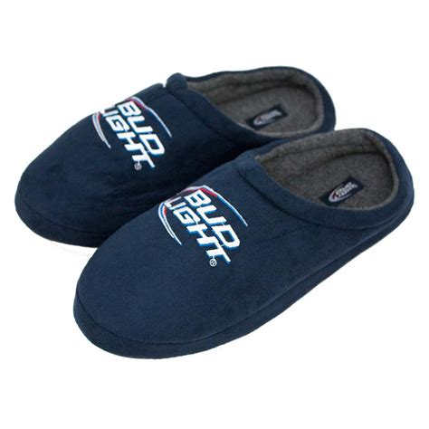 budweiser slippers bud light slippers for only 163 14 42 at merchandisingplaza uk