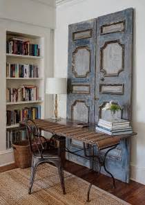 Home Decor Doors by 30 Gorgeous Shabby Chic Home Offices And Craft Rooms
