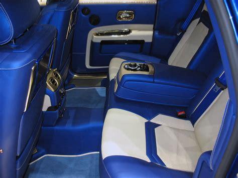 rolls royce blue interior cochespias ver tema mansory rolls royce ghost 2010