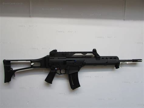 Auto Koch by Hk Semi Automatic Rifles Images