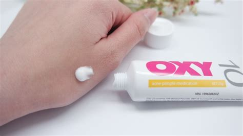 Obat Oxy 10 obat totol jerawat uh oxy 10 maximum strength
