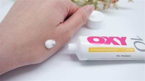 Obat Jerawat Oxy obat totol jerawat uh oxy 10 maximum strength daily