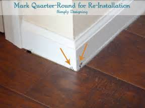 how to install floating laminate wood flooring part 3