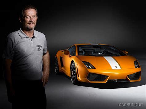 Lamborghini Drivers Lamborghini Gallardo Lp 550 2 Valentino Balboni It S Official