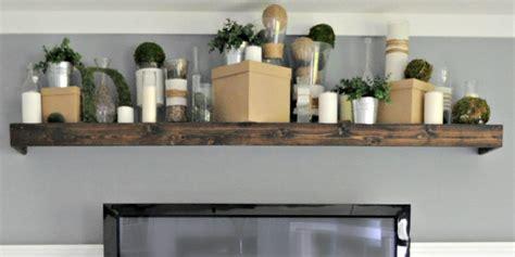 transform  ikea shelf   pottery barn ledge
