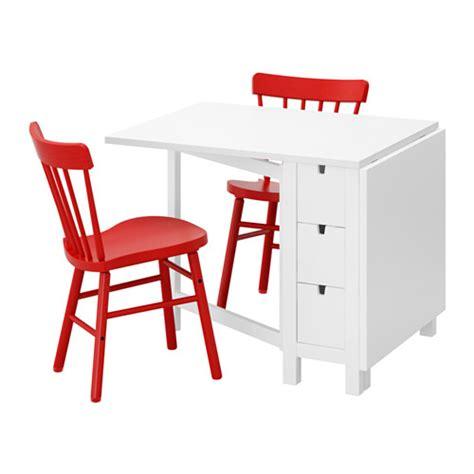 Meja Dan Kerusi Komputer norden norraryd meja dan 2 kerusi ikea