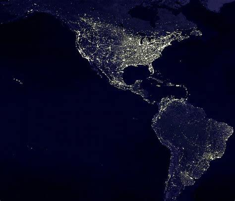 light pollution building the segmented mirror