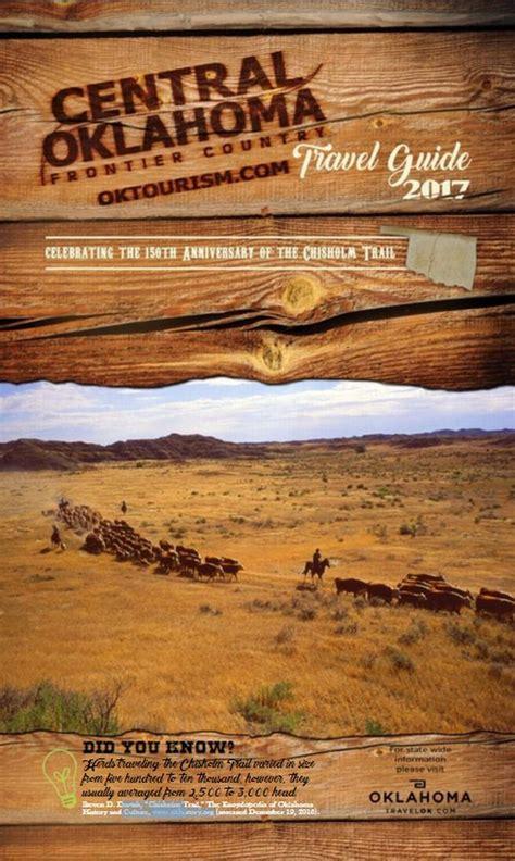oklahoma travel guide  book