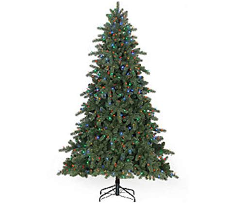 balsam hill 7 5 northland pine christmas tree w easy plug