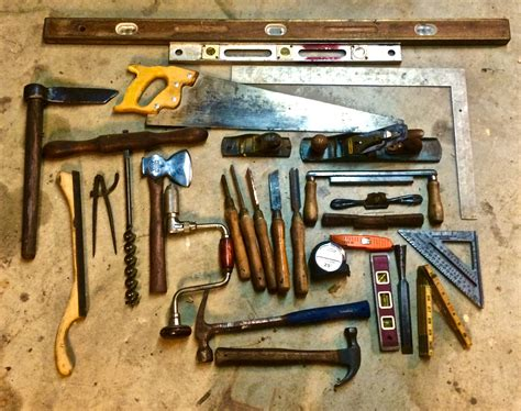 woodworking tools used pioneer tools survival sherpa
