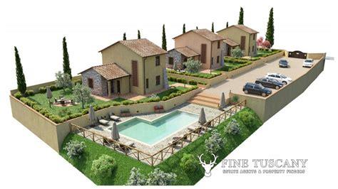3 bedroom villas off plan 3 bedroom villa in orciatico tuscany italy