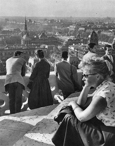 Vintage View: I Love Paris in the '50s -   good eye