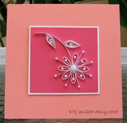 all things paper quilled card