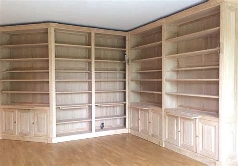 librerie legno librerie su misura