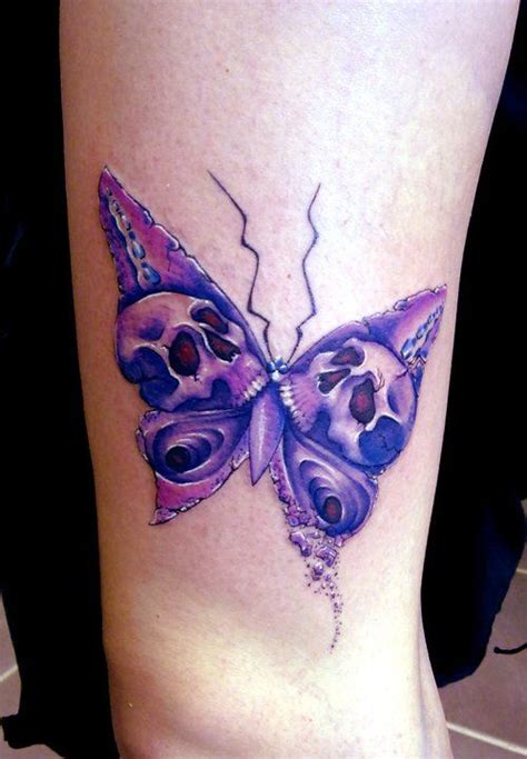 skull butterfly tattoo designs best 25 skull butterfly ideas on
