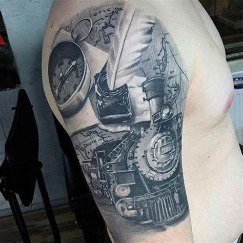engine tattoos 100 realistic tattoos for realism design ideas