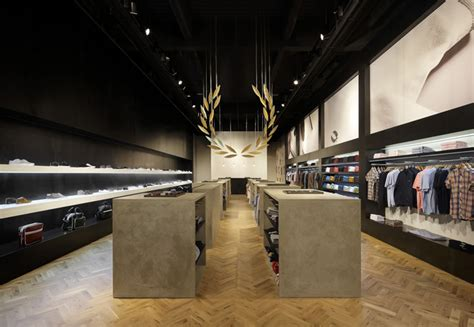 design magazine shop london fred perry store by buckleygrayyeoman london 187 retail
