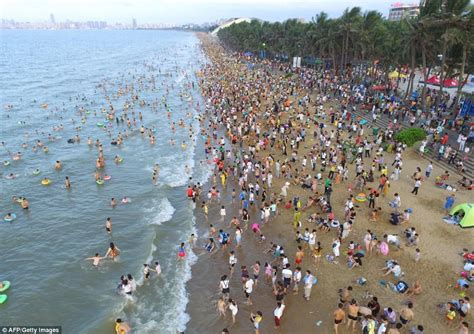 dragon boat festival 2017 north beach people flock to chinese beach to be blessed by dragon gods