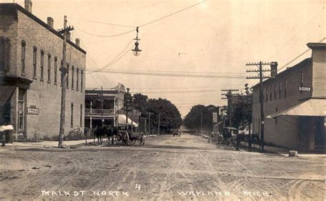 postcards from allegan county michigan