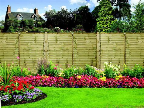 Small Garden Fencing Ideas Small Garden Fencing Ideas Photograph Images Small Garden