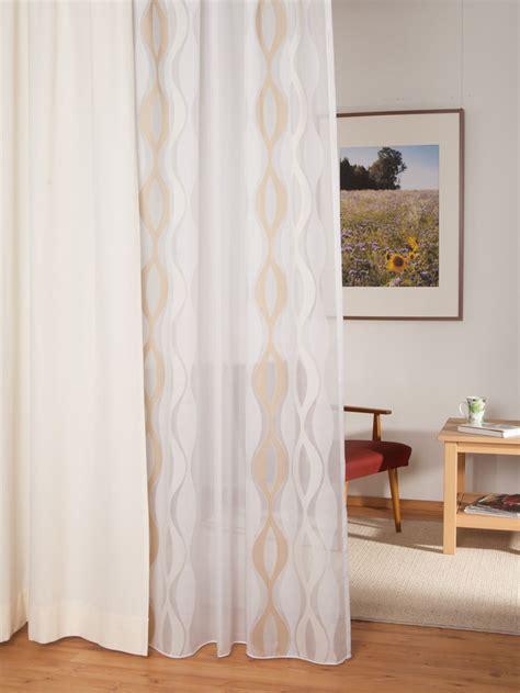gardinen in der nahe gardine ellipse mit bleiband