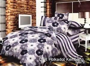 Sprei Katun Catra 180 sprei katun catra motif dewasa cozy sprei bed cover