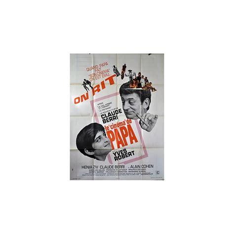 claude berri le cinema de papa le cin 233 ma de papa cin 233 collection