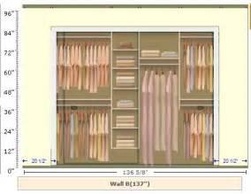 woodwork closet organizer plans diy pdf plans