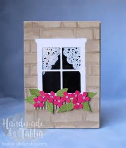 New Home Handmade Card Ideas - stin up hearth and home thinlits dies new home