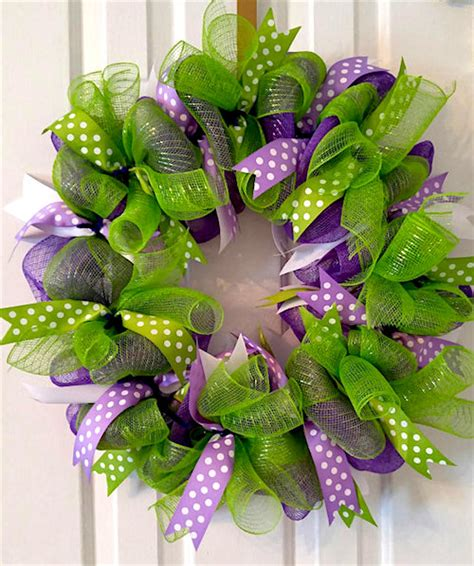 spring wreath ideas to make spring wreath ideas how to make a deco mesh wreath