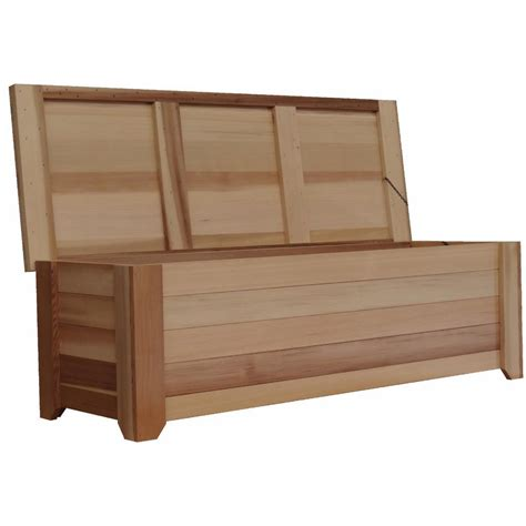 wood bench storage unfinished wood storage bench best storage design 2017