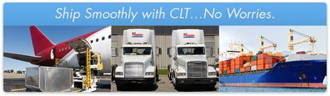 clt air freight carrier