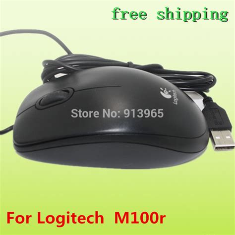 Mouse Logitech Original M100r Usb buy wholesale mouse logitech from china mouse