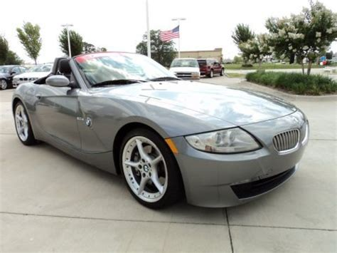 2008 bmw z4 specs 2008 bmw z4 3 0si roadster data info and specs gtcarlot