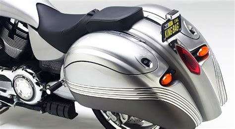 saddlebags corbin fleetliner 2004 to 2012 victory kingpin