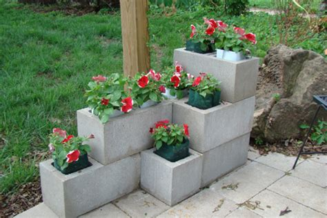 top 10 amazing and cinder block planters