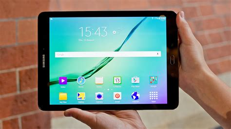 Samsung Galaxy Tab S2 samsung galaxy tab s2 vs air 2 comparison preview pc advisor