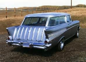 1957 chevrolet nomad custom station wagon 61231