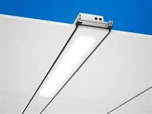le 224 encastrer led pour plafonds ecophon line led