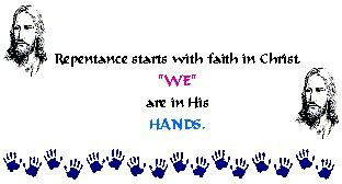 { Mormon Share } R's of Repentance