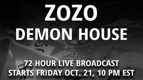 Weekend Links Fabsugar Want Need 10 by Live 72 Hour Paranormal Investigation Set For The Zozo