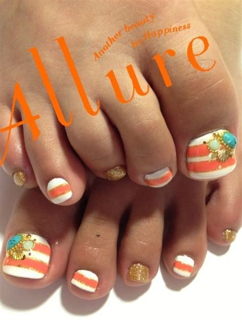 17 new seashell nail designs best simple trend for