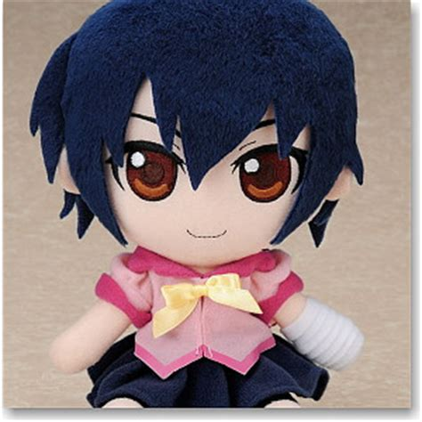Handmade Anime Plushies - gift bakemonogatari plushie series memes