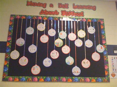 christmas soft board decorations quot a quot ornaments bulletin board idea