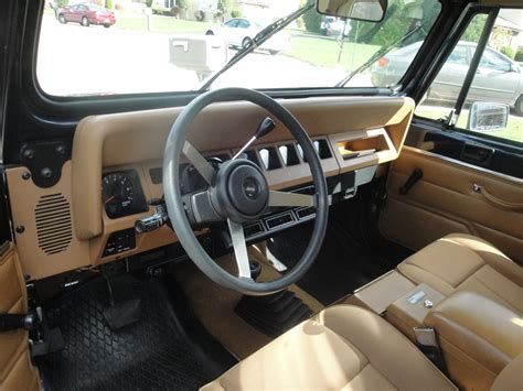1995 Jeep Interior by 1995 Jeep Wrangler Pictures Cargurus