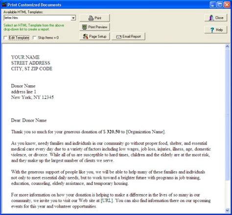 Thank You Letter For Relay For Donation Pin Donation Pledge Card On