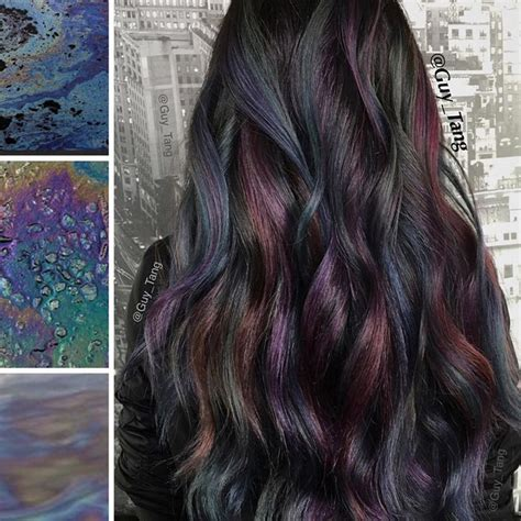 color of hair how to create slick hair tricoci of